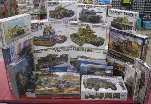 戦車プラモ大量買取りさせて頂きました| ハードオフ三河安城店