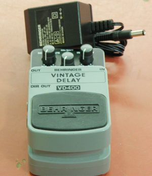 BEHRINGER エフェクター VD400| ハードオフ安城店