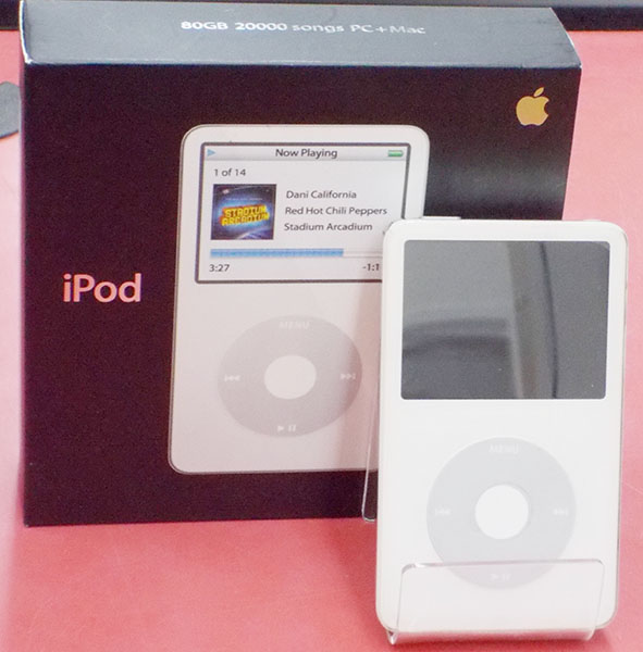 APPLE iPod classic PA448J| ハードオフ西尾店