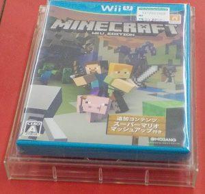 日本マイクロソフト マインクラフト Wii Uエディション WUP-P-AUMJ| ハードオフ西尾店
