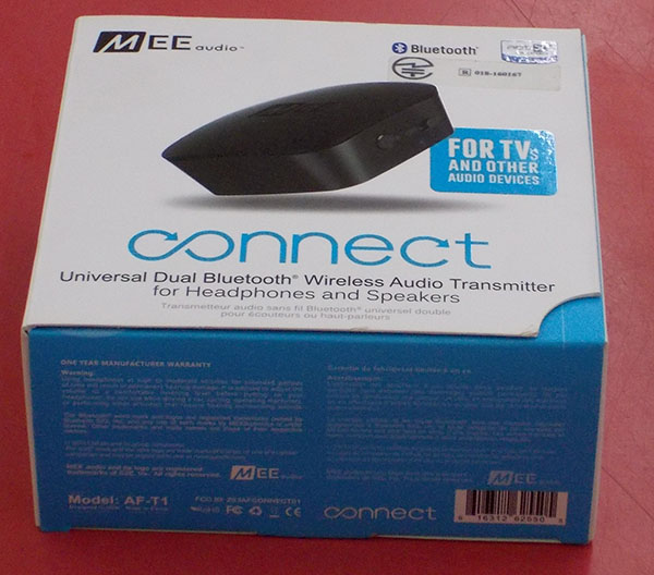 MEE audio Bluetoothトランスミッター AF-T1| ハードオフ西尾店