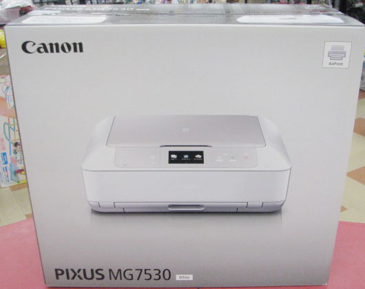 Canon 複合機 PIXUS MG7530| ハードオフ三河安城店