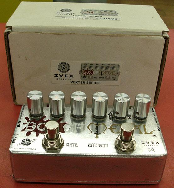 ZVEX  エフェクター Box Of Metal| ハードオフ豊田上郷店