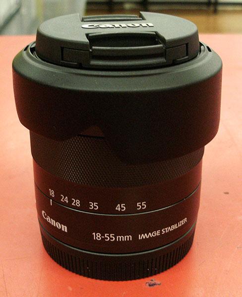 Canon ズームレンズ EF-M18-55mm F3.5-5.6 IS STM| ハードオフ豊田上郷店