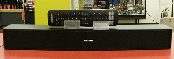 BOSE サウンドバースピーカー Solo 5 TV sound system| ハードオフ豊田上郷店