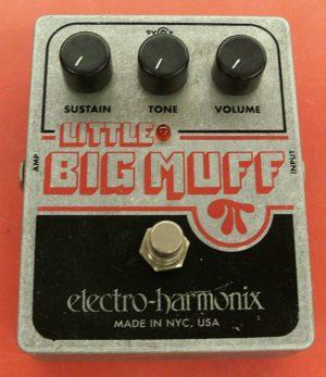 ELECTRO-HARMONIX  エフェクター Little Big Muff| ハードオフ豊田上郷店