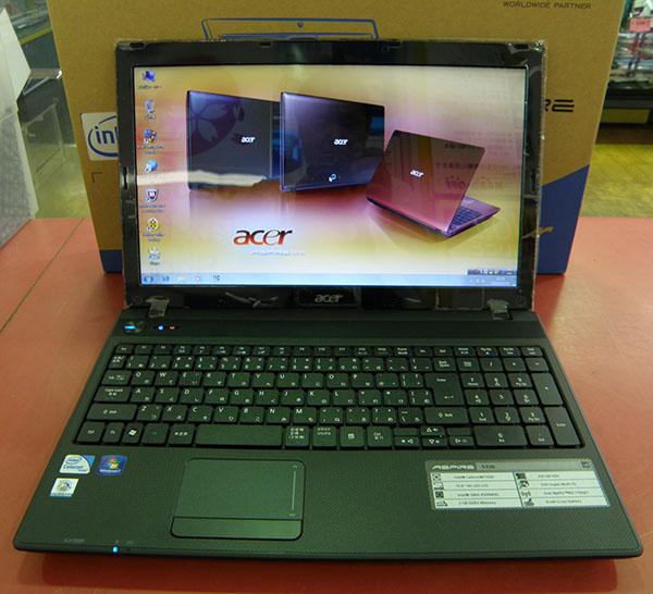 acer  ノートパソコン AS5336-BT3523| ハードオフ安城店