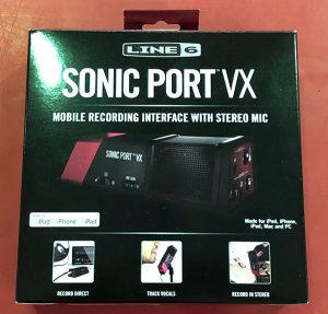 LINE6 オーディオインターフェース SONIC PORT VX| ハードオフ安城店