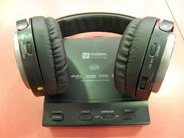 SONY MDR-DS7000  デジタルサラウンドヘッドホンシステム| ハードオフ安城店