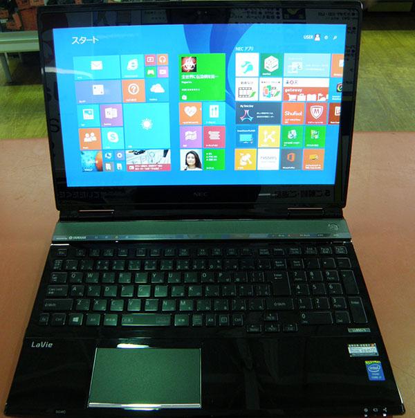 NEC  ノートパソコン PC-LL850SSB-J| ハードオフ安城店