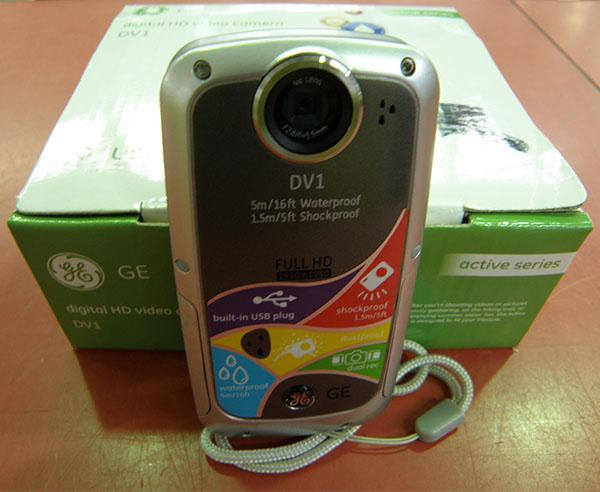 GE  デジタルHDビデオカメラ DV1| ハードオフ安城店