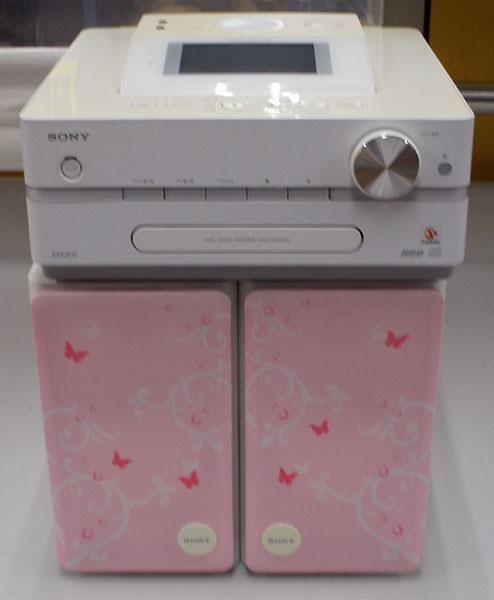 SONY HDDオーディオシステム NAS-D500HD| ハードオフ西尾店