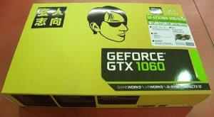 玄人志向 グラフィックボード GF-GTX1060-3GB/OC/DF| ハードオフ安城店