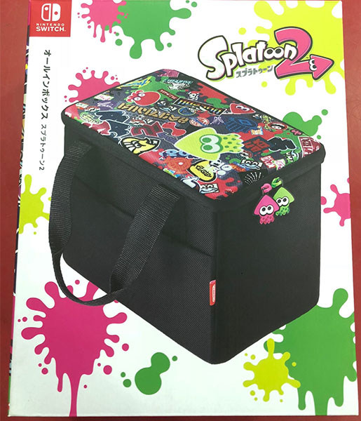 オールインボックス スプラトゥーン2 NSL-0004| ハードオフ安城店