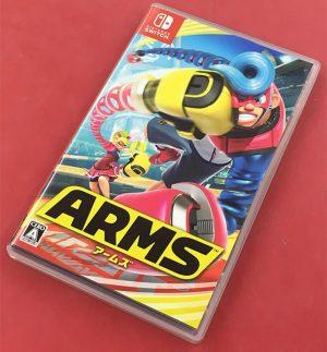 任天堂   ARMS| ハードオフ豊田上郷店