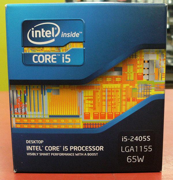 Intel  CPU  Core i5 2405S BOX| ハードオフ豊田上郷店