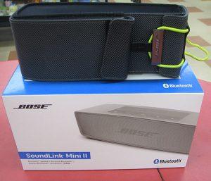 BOSEのBluetoothスピーカーSoundLink MiniⅡ買取させていただきました。| ハードオフ三河安城店