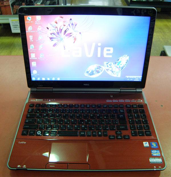 NEC ノートパソコン PC-LL750FS3ER| ハードオフ安城店