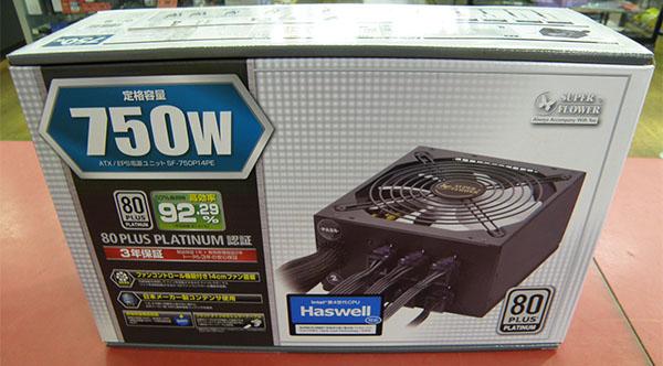 SUPER FLOWER   PC電源 SF-750P14PE| ハードオフ安城店