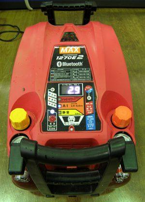 MAX  エアコンプレッサー AK-HL1270E2| ハードオフ安城店