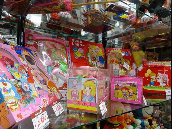 女の子向けホビー、昭和感溢れるアイテム揃いました!!| ハードオフ三河安城店