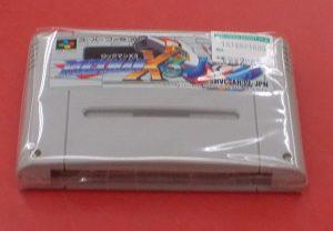 カプコン/Nintendo ロックマンX3 SHVC-AR3J| ハードオフ西尾店