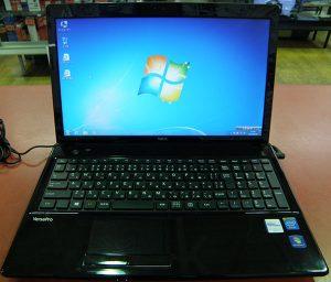 NEC ノートパソコン PC-VJ18EFWH1T1G| ハードオフ安城店