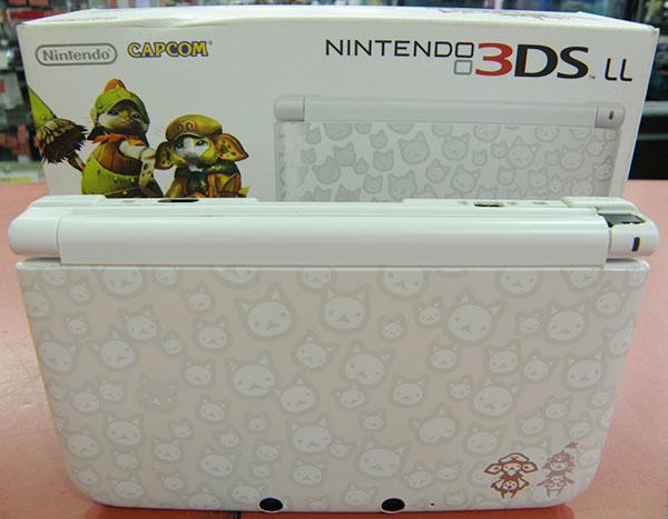 Nintendo  3DS LL本体モンスターハンター4 スペシャルパック| ハードオフ安城店