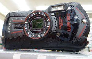 RICOH WG-30 デジタルカメラ| ハードオフ三河安城店