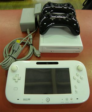 Nintendo  Wii U 32GB WUP-101(01)| ハードオフ安城店