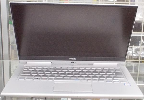NEC ノートパソコン PC-HZ350GAS| ハードオフ西尾店