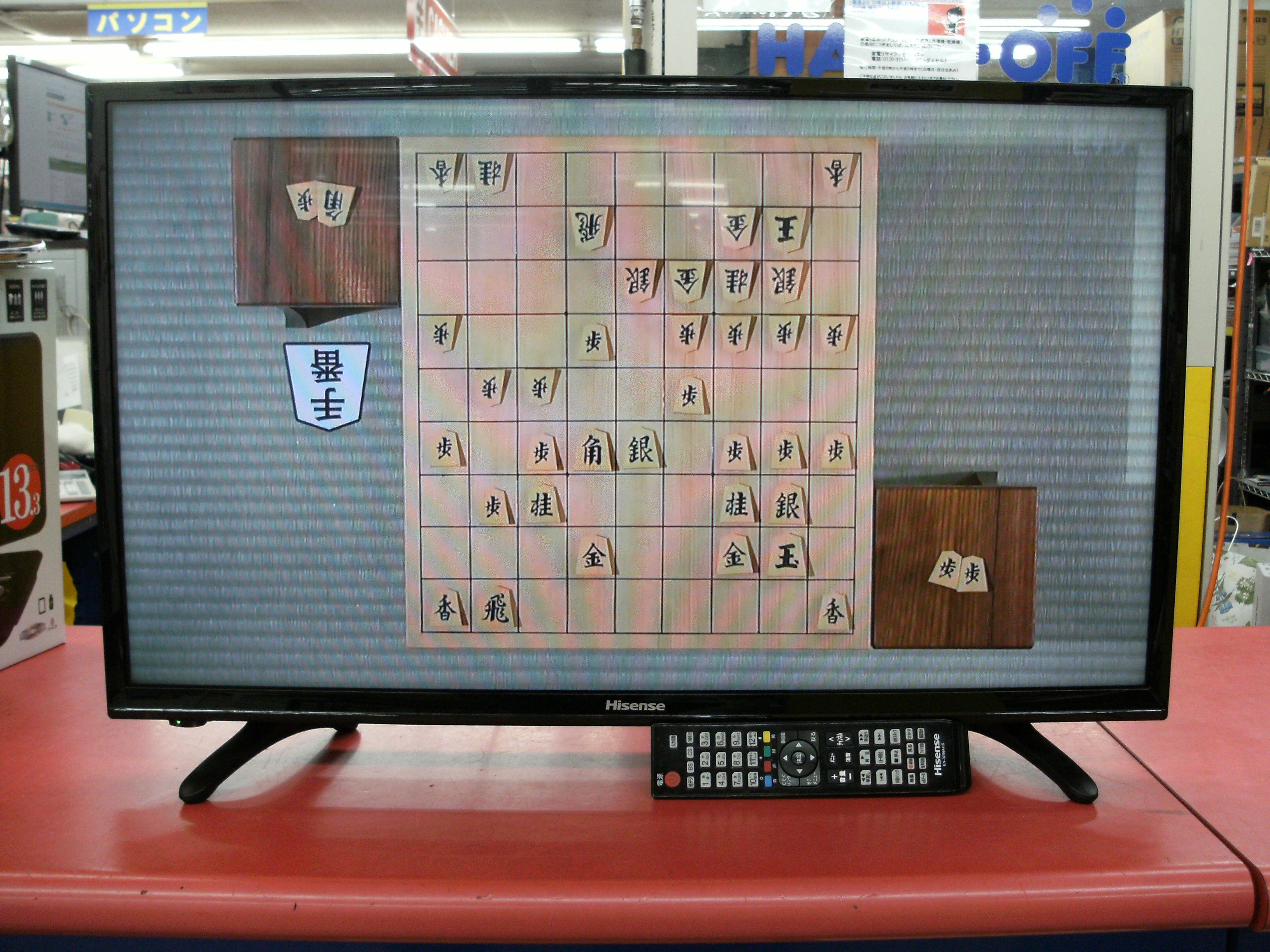 液晶TV  Hisense  HJ32K3121| ハードオフ豊田上郷店