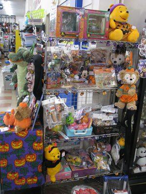 ハロウィンコーナー出来ました| ハードオフ三河安城店