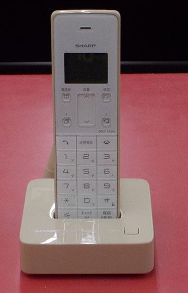SHARP/シャープ デジタルコードレス電話機 JD-S06CL| ハードオフ西尾店