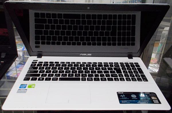 ASUS ノートパソコン X550CC-XWHITE| ハードオフ西尾店