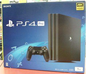 PS4 Pro CUH-7100B 未使用品| ハードオフ豊田上郷店
