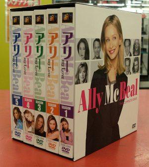 アリー my Love コンプリートDVD-BOX| ハードオフ豊田上郷店