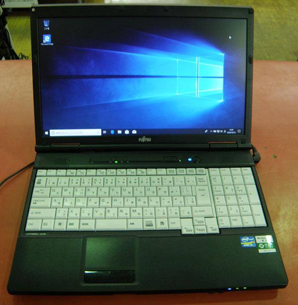 FUJITSU  ノートパソコン FMVNA5NM| ハードオフ安城店