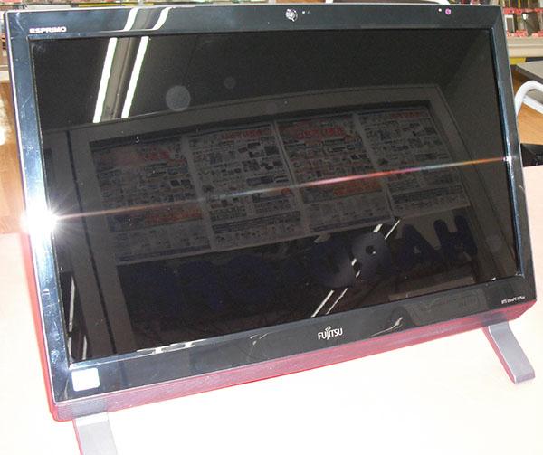FUJITSU 一体型デスクトップパソコン FH56/SD| ハードオフ西尾店