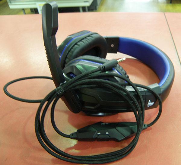 アイレックス PS4用ヘッドセット Designed for PlayStation4| ハードオフ安城店