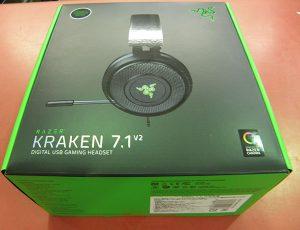 Razer  ゲーミングヘッドセット Kraken 7.1 V2| ハードオフ安城店