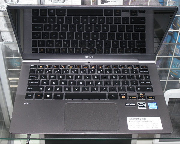 LG ノートパソコン T32970-MRS1J| ハードオフ西尾店