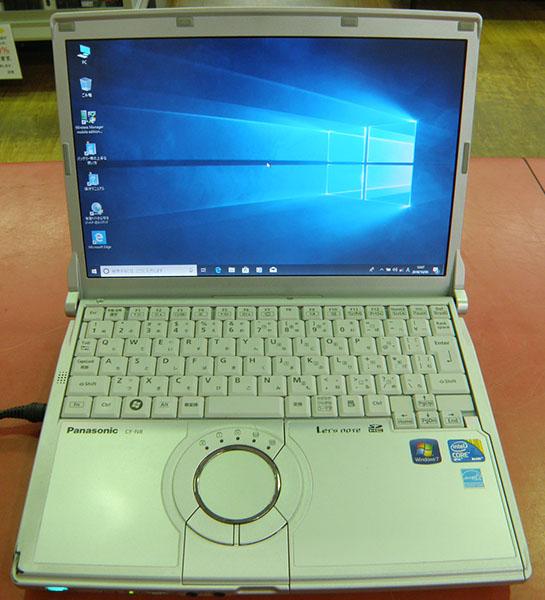 Panasonic  ノートパソコン CF-N8HWCDDS| ハードオフ安城店