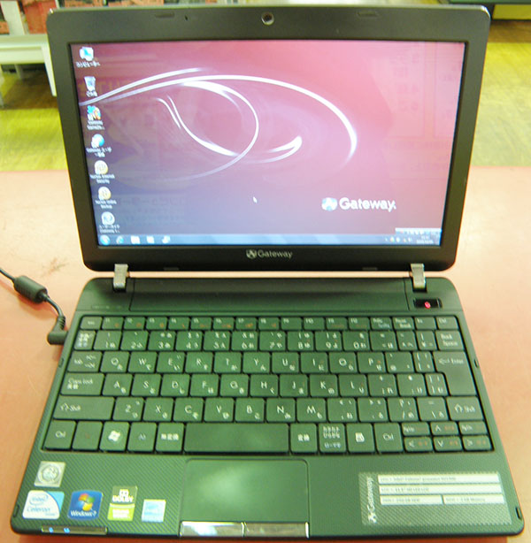 Gateway  ノートパソコン EC1400-41K| ハードオフ安城店