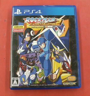 PS4ソフト  ロックマン クラシックス コレクション 2| ハードオフ豊田上郷店