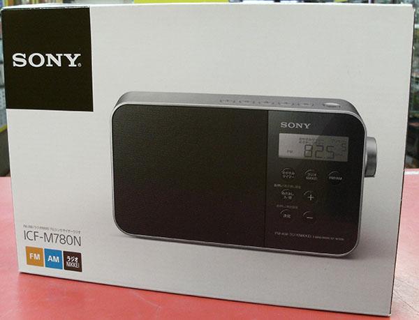 SONY ICF-M780N| ハードオフ豊田上郷店