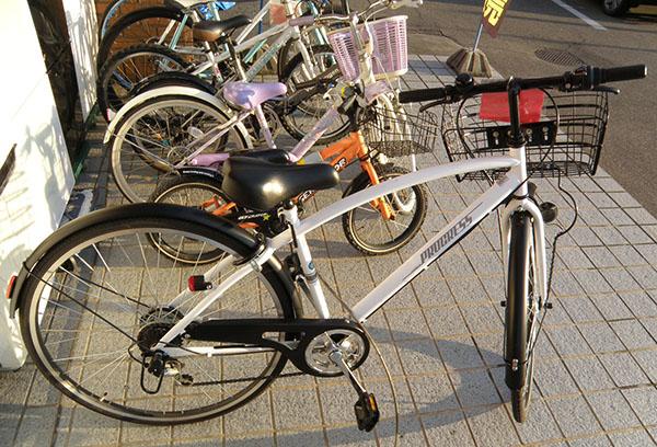 サギサカ 自転車 LCR27  2124| ハードオフ安城店