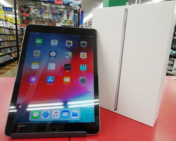 iPad MR7F2J/A お売り頂けました!| ハードオフ三河安城店