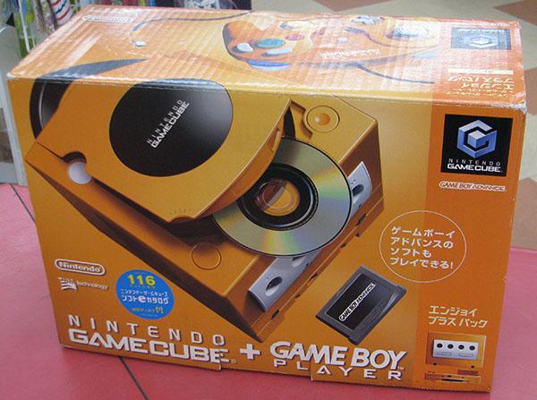 nintendo ゲームキューブ エンジョイプラスパック DOL-S-OM| ハードオフ三河安城店