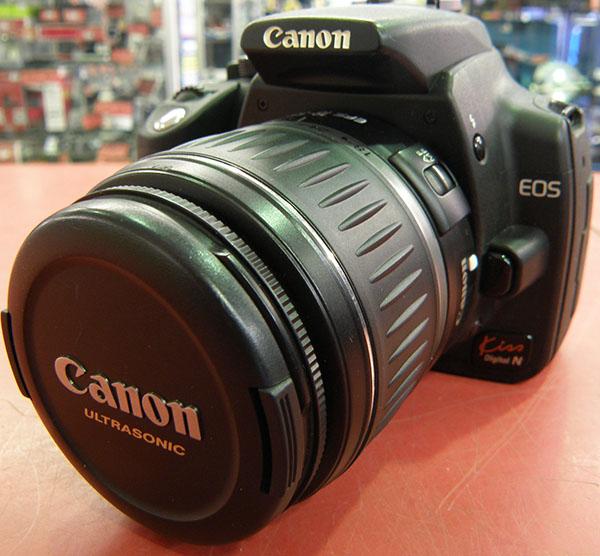 Canon  デジタル一眼 EOS Kiss Digital N| ハードオフ安城店